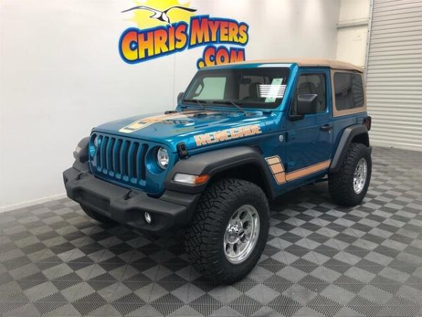 2019 Jeep Wrangler in Daphne, AL