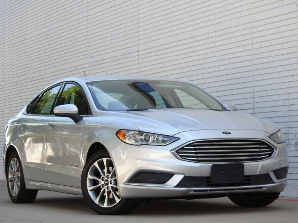 2017 Ford Fusion in Richardson, TX