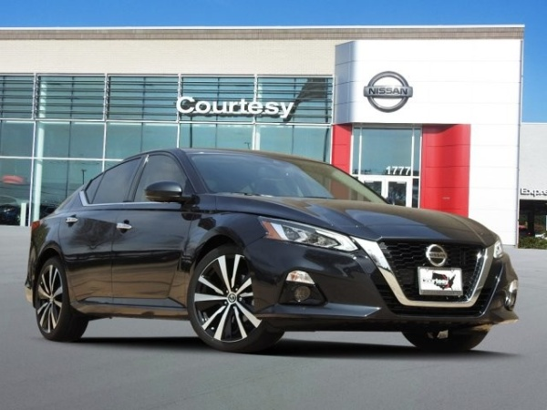 2019 Nissan Altima in Richardson, TX