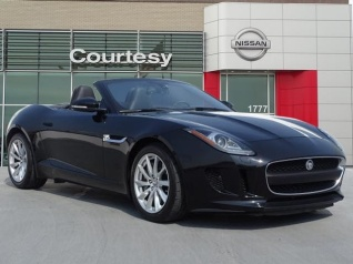 Used 2014 Jaguar F TYPE Convertible For Sale In Richardson, TX