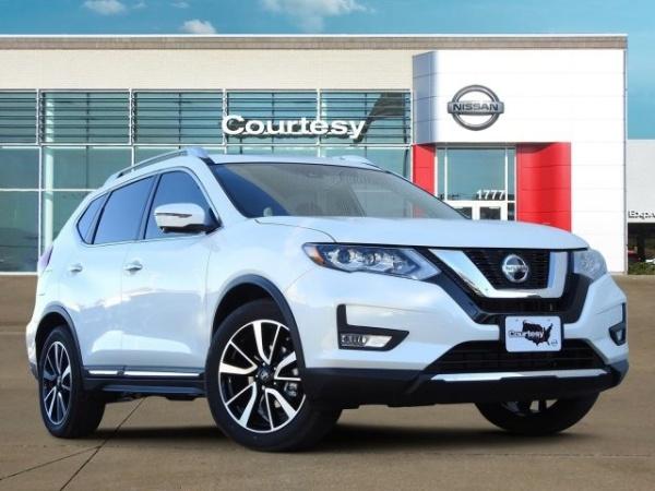 2020 Nissan Rogue in Richardson, TX