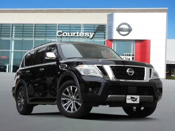 2020 Nissan Armada in Richardson, TX