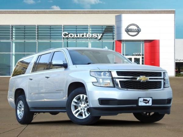 2016 Chevrolet Suburban in Richardson, TX