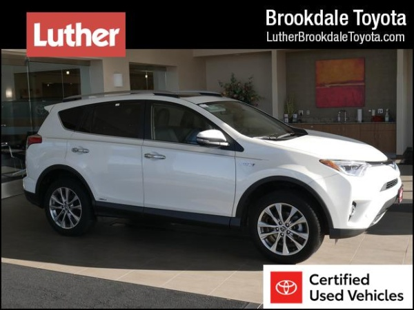 Toyota Brooklyn Park >> 2017 Toyota Rav4 Hybrid Limited Awd For Sale In Brooklyn