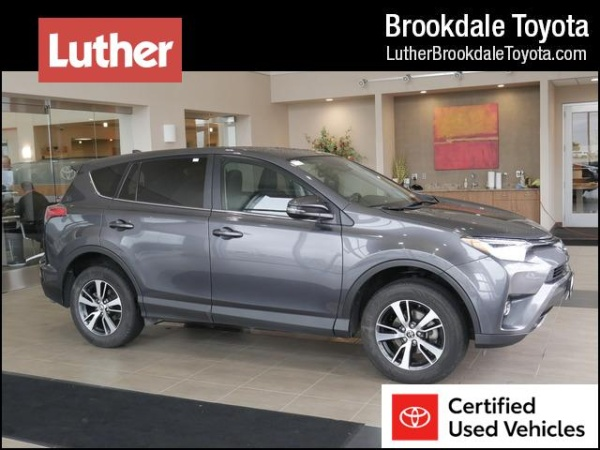 Toyota Brooklyn Park >> 2018 Toyota Rav4 Xle Awd For Sale In Brooklyn Park Mn Truecar