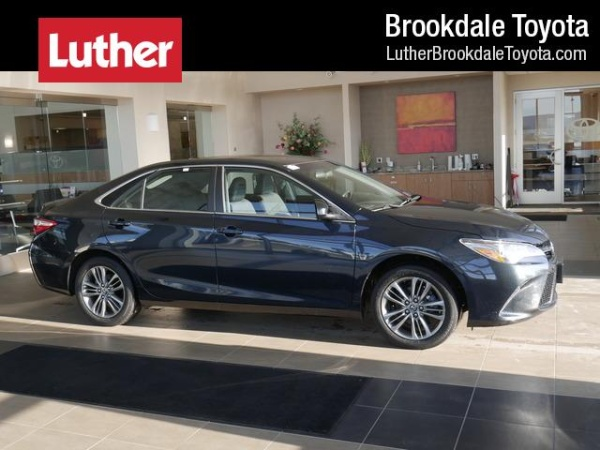 Toyota Brooklyn Park >> 2017 Toyota Camry Se I4 Automatic For Sale In Brooklyn Park