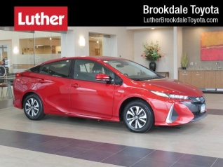 Used 2017 Toyota Prius Prime Plus For Sale In Brooklyn Park, MN