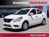 2018 Nissan Versa S Manual for Sale in Avondale, AZ
