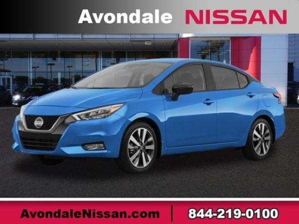 2020 Nissan Versa in Avondale, AZ