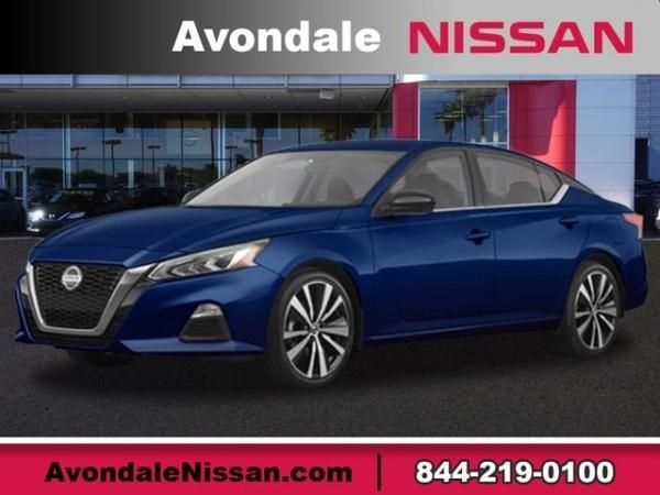 2020 Nissan Altima in Avondale, AZ