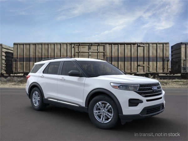 2020 Ford Explorer in Lewisville, TX