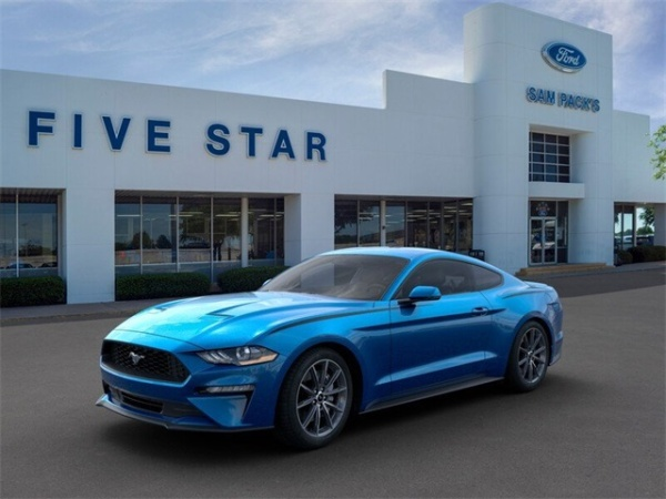 2019 Ford Mustang in Lewisville, TX