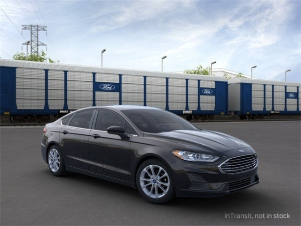 2020 Ford Fusion in Lewisville, TX