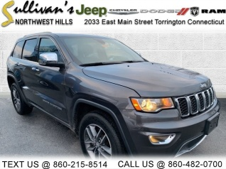 2017 Jeep Grand Cherokee Limited 4wd For In Torrington Ct