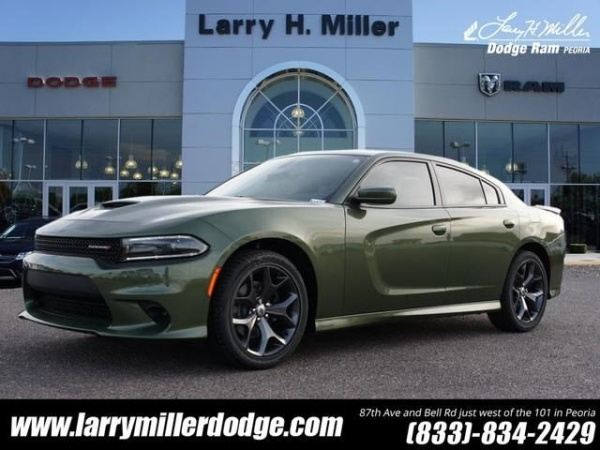 2019 Dodge Charger Gt Rwd For Sale In Peoria Az Truecar
