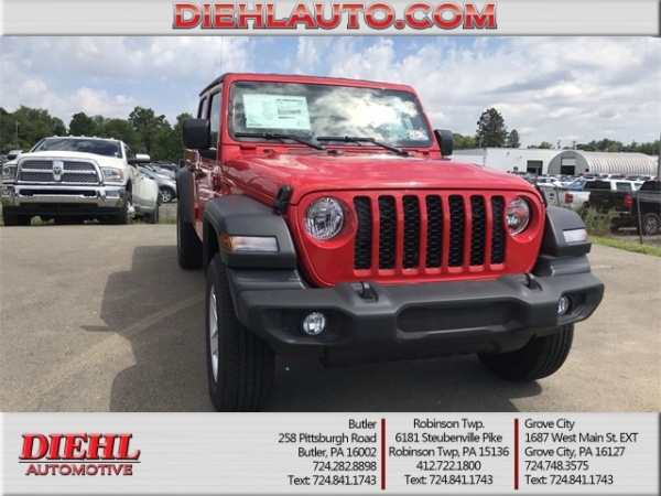 2020 Jeep Gladiator in Butler, PA