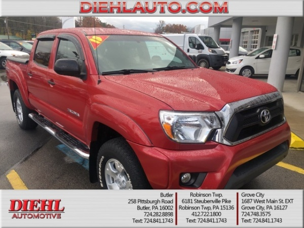2015 Toyota Tacoma in Butler, PA