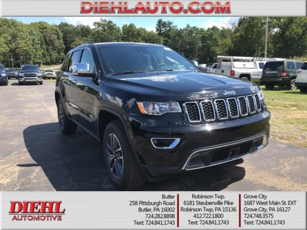 2020 Jeep Grand Cherokee in Butler, PA