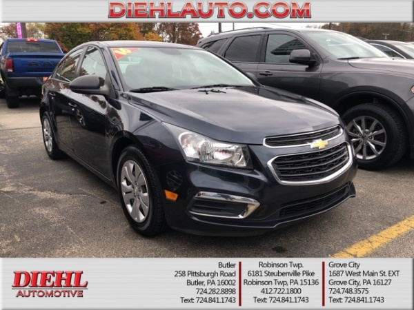 2016 Chevrolet Cruze Limited in Butler, PA