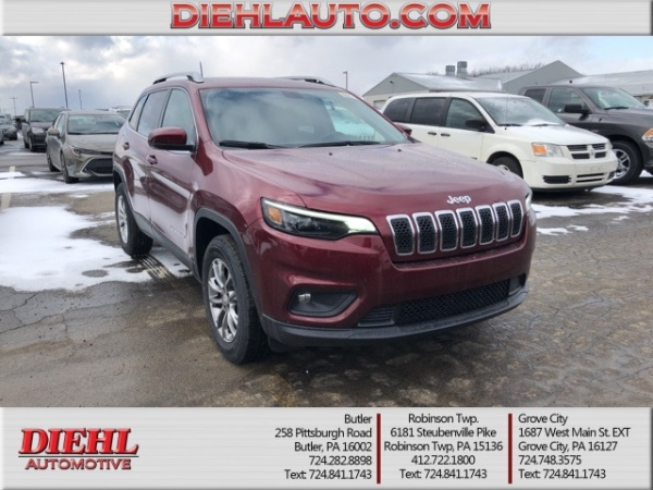 2020 Jeep Cherokee in Butler, PA