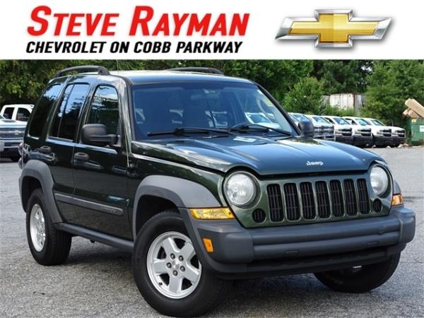 2007 Jeep Liberty 2WD 4dr Sport $7,995 Smyrna, GA