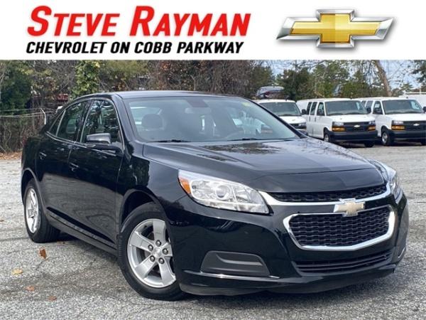 2016 Chevrolet Malibu Limited in Smyrna, GA