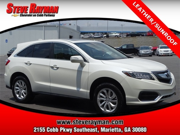 2009 acura rdx prices reviews and pictures u s news world report