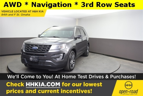 2017 Ford Explorer in Omaha, NE