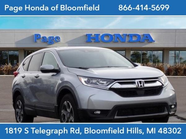 2018 Honda CR-V in Bloomfield Hills, MI