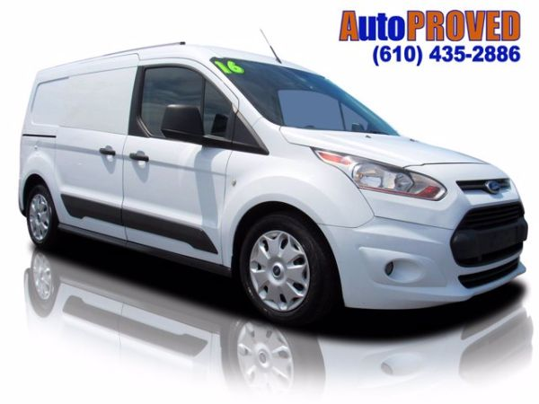 2016 Ford Transit Connect Van Xlt Lwb
