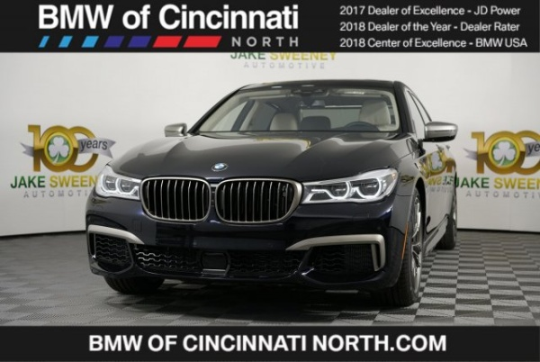 2019 BMW 7 Series M760i xDrive