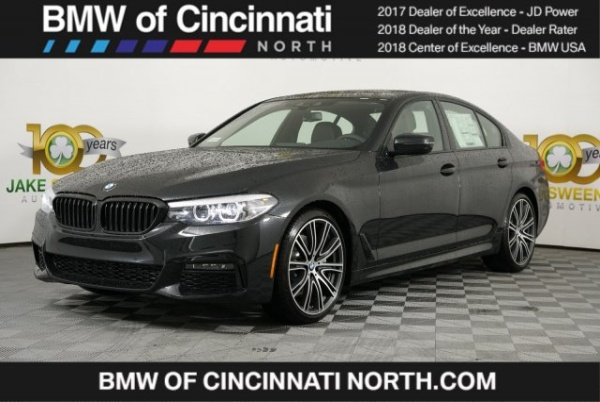 2019 BMW 5 Series 540i xDrive