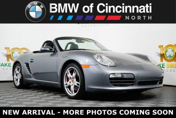 2006 Porsche Boxster S For Sale In Cincinnati Oh Truecar