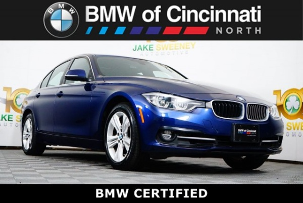 2017 BMW 3 Series in Cincinnati, OH