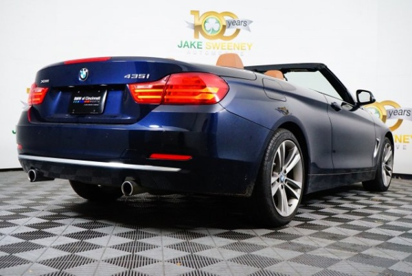 Jake Sweeney Bmw >> 2016 Bmw 4 Series 435i Xdrive Convertible For Sale In