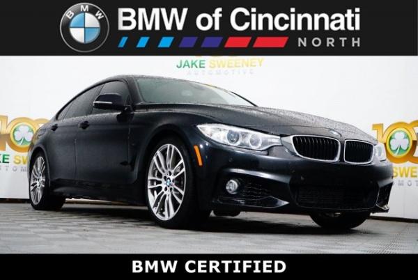 2016 BMW 4 Series in Cincinnati, OH