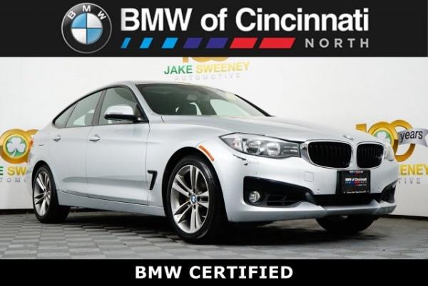 2016 BMW 3 Series in Cincinnati, OH