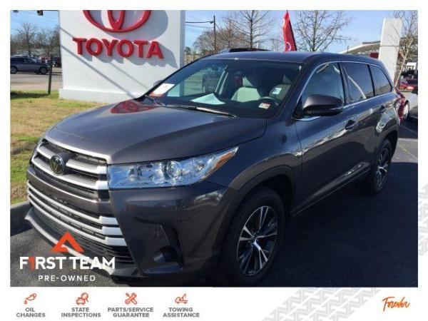2018 Toyota Highlander in Chesapeake, VA