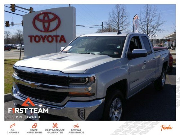 2017 Chevrolet Silverado 1500 in Chesapeake, VA