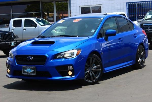 2016 Subaru WRX in Fullerton, CA