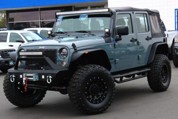 2015 Jeep Wrangler in Fullerton, CA
