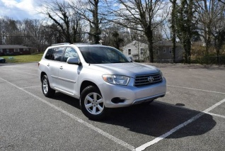 Used 2010 Toyota Highlander V6 4WD For Sale In Knoxville, TN
