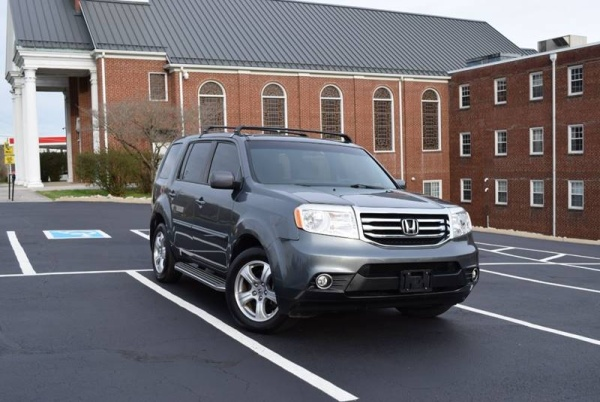 2012 Honda Pilot in Knoxville, TN