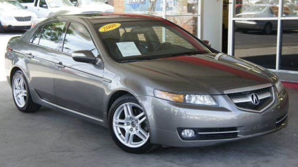 2008 Acura TL in Knoxville, TN