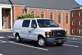 Used 2012 Ford Econoline Cargo Vans for Sale | TrueCar