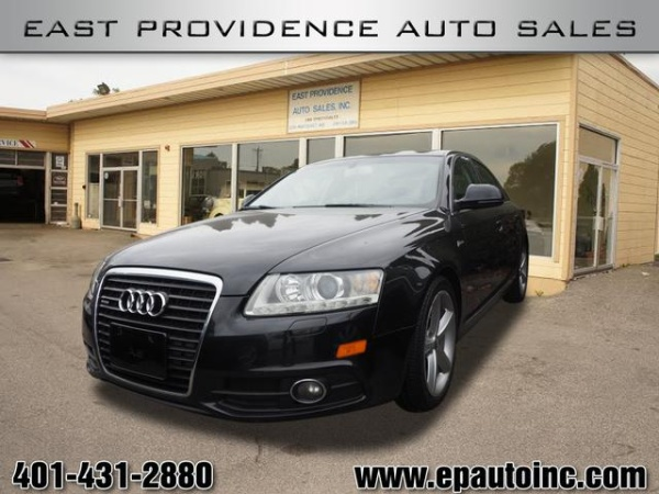 2011 Audi A6 in East Providence, RI