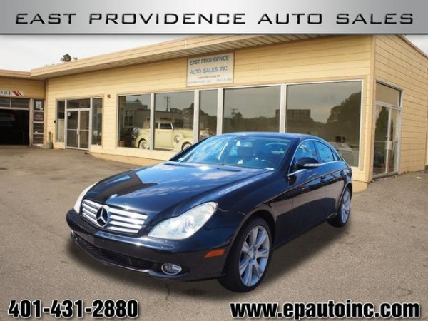 2008 Mercedes-Benz CLS in East Providence, RI