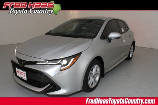 2019 Toyota Corolla Hatchback in Houston, TX