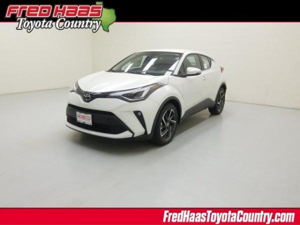 2020 Toyota C-HR in Houston, TX