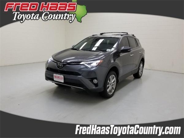 2016 Toyota RAV4 in Houston, TX